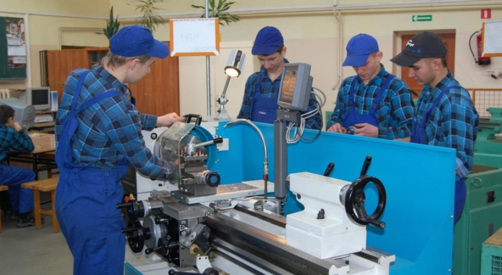 Współpraca SSE ze szkolnictwem zawodowym. Oni mają doświadczenie