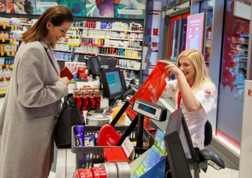 Rossmann otworzył tysięczną drogerię. Zatrudnia już w Polsce ponad 14 tys. osób