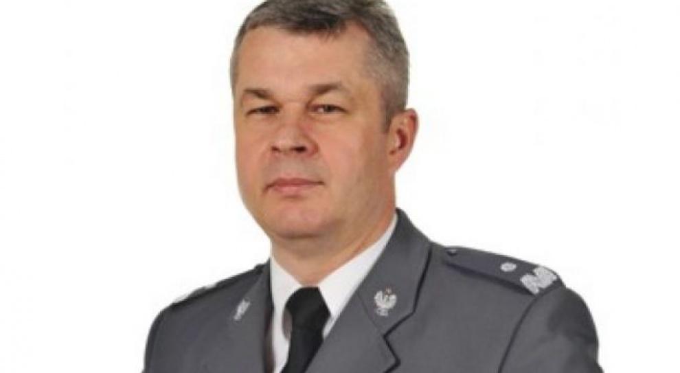Komendant główny policji Marek Działoszyński odchodzi ze służby