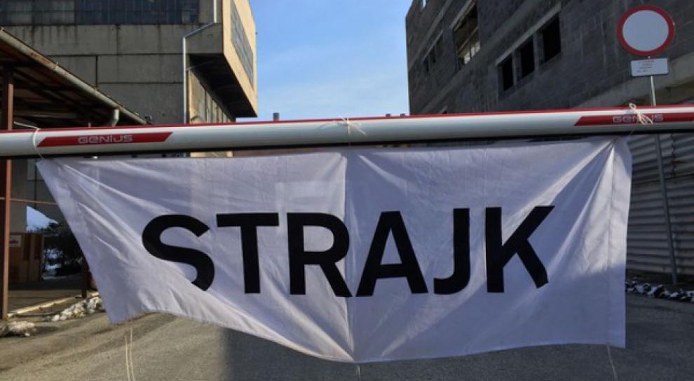 Górnicy JSW strajkują wyłącznie na powierzchni