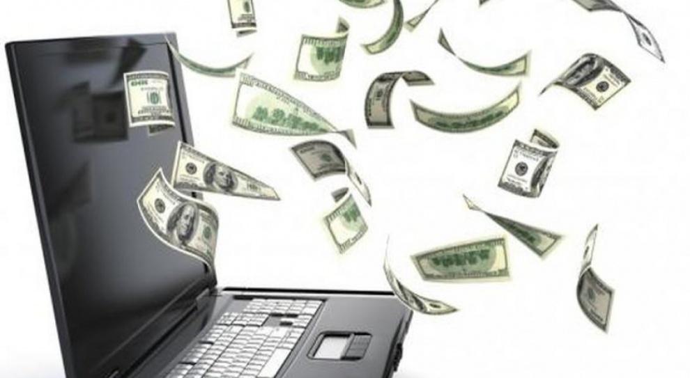 Maleje liczba ofert pracy zamieszczanych w internecie