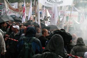 Strajkowa fala zalewa Polskę