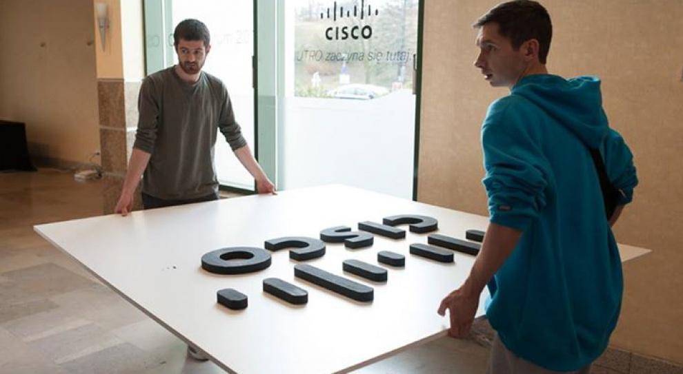 Prawie jedna trzecia menedżerów Cisco została zmieniona