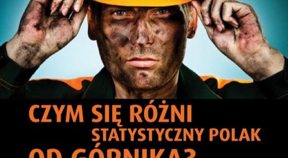 Czym się różni statystyczny Polak od górnika?