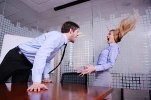 Za konflikt pracowników odpowiada menedżer