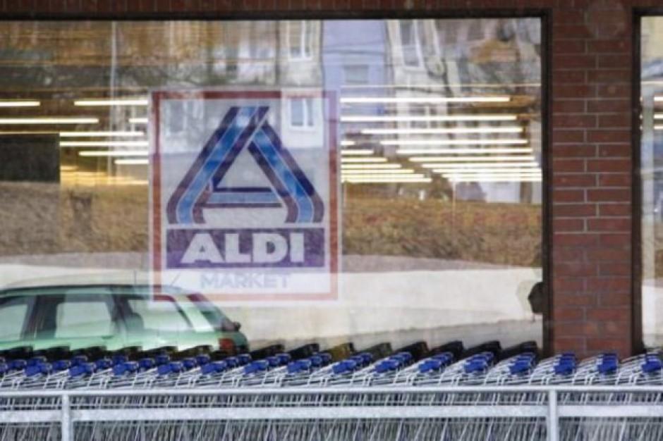 35,8 tys. funtów dla kierownika w sieci Aldi
