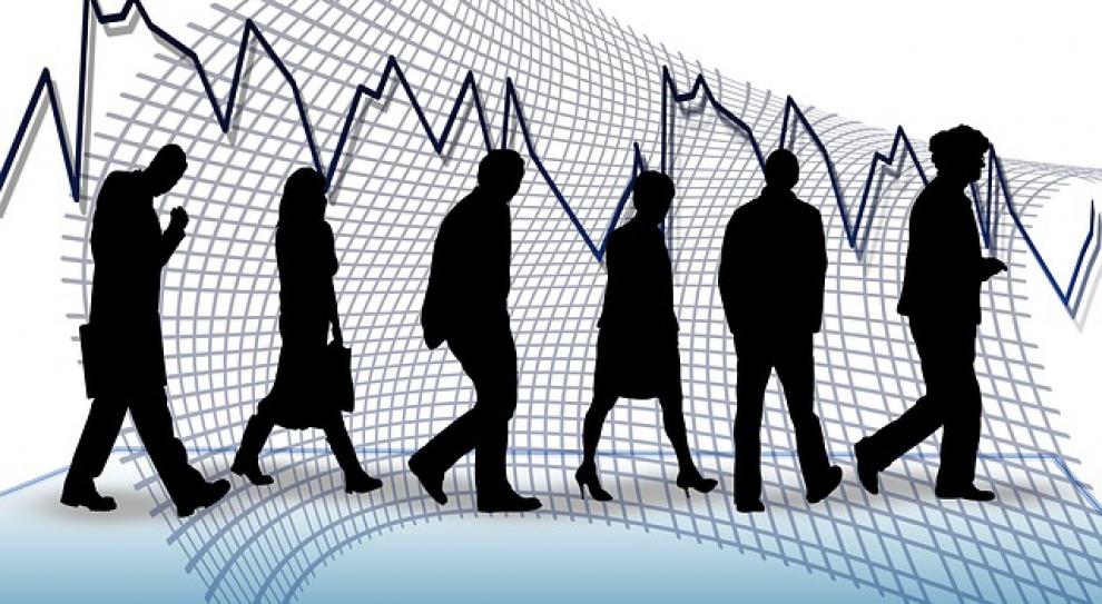 Stopa bezrobocia niższa niż w ubiegłym roku