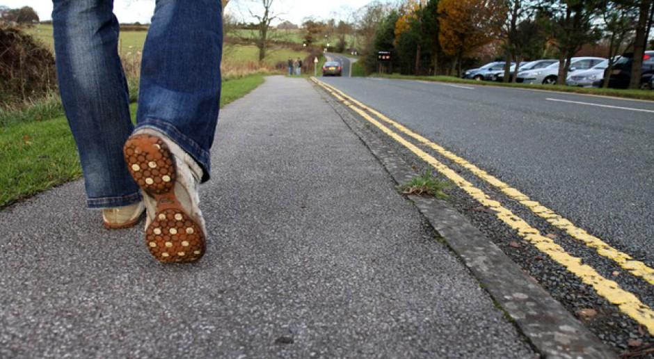 Samorządy potrzebują specjalistów od... pieszych
