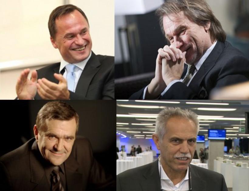 Karkosik, Sowołow, Kulczyk, Czarnecki, Solorz-Żak: Kto najbogatszy?