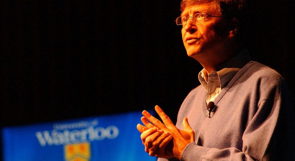 Bill Gates znów najbogatszym człowiekiem świata