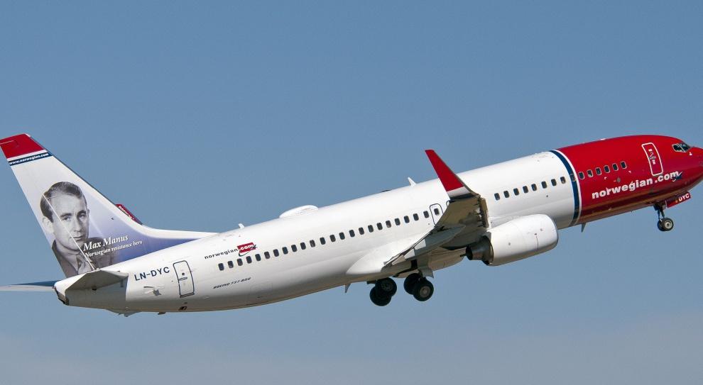 Linie lotnicze Norwegian: Strajkują piloci,odwołane połączenia
