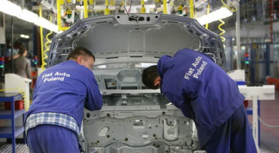 Fiat Auto Poland: W fabryce w Tychach trwa strajk włoski