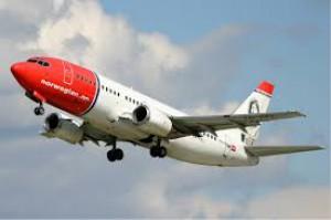 Piloci linii Norwegian wciąż strajkują. Większość lotów odwołana