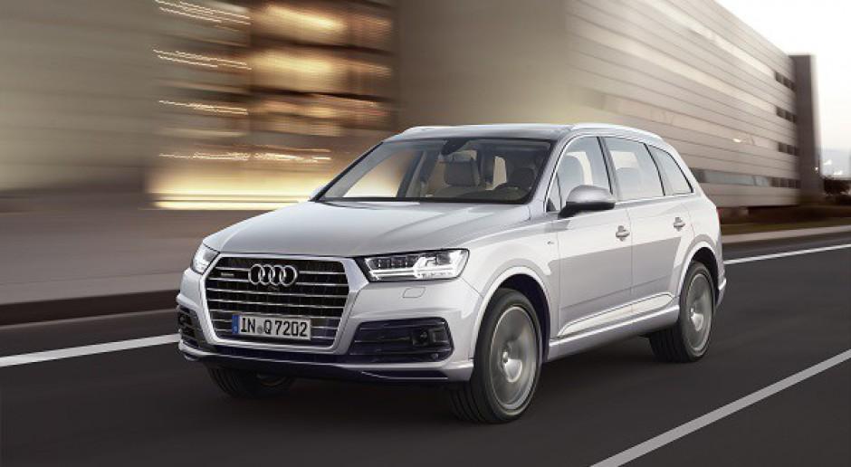 Audi przekracza prognozy i bedzie zatrudniać