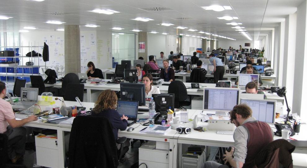 Biuro nie jest potrzebne do bycia efektywnym?