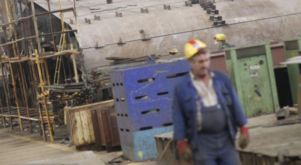 W stoczniach praca niemalże od ręki