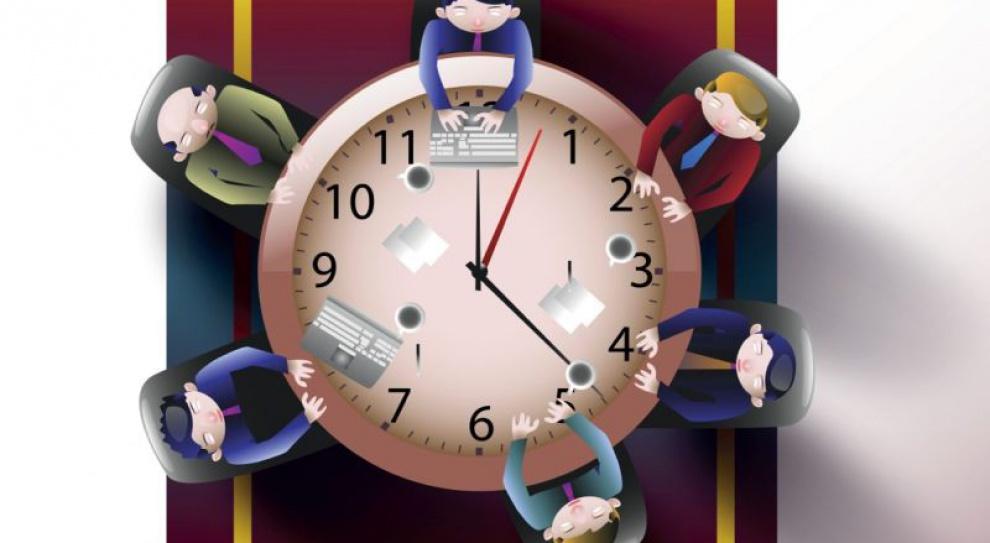 Jedna trzecia czasu poświęcona na spotkania służbowe jest spędzana bezproduktywnie