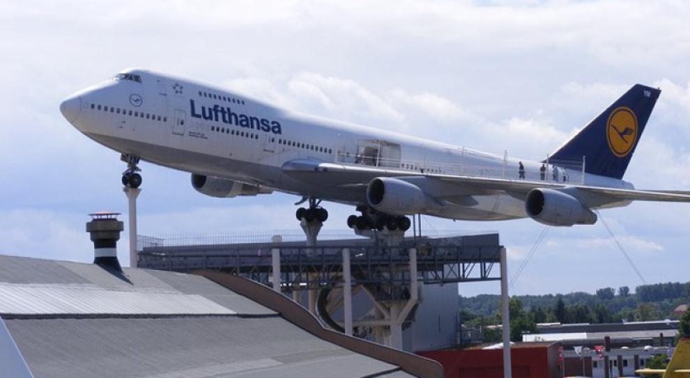 Kolejny dzień strajku w Lufthansie. 700 lotów odwołanych