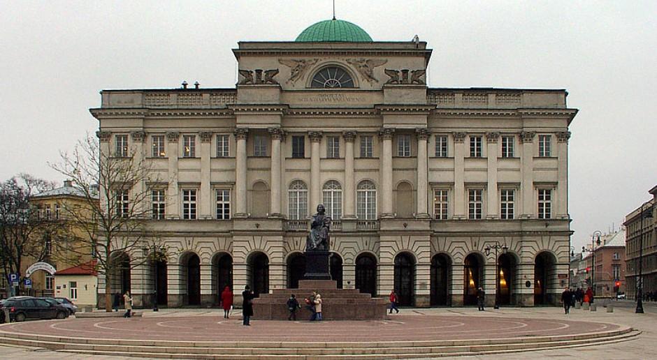 Jerzy Duszyński prezesem PAN