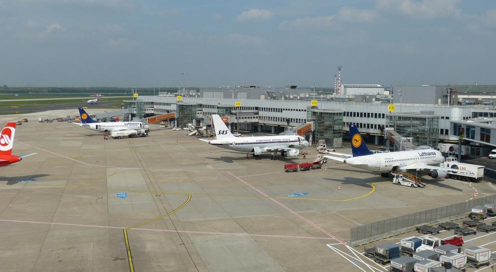 Włochy: Strajk kontrolerów lotu i personelu pokładowego