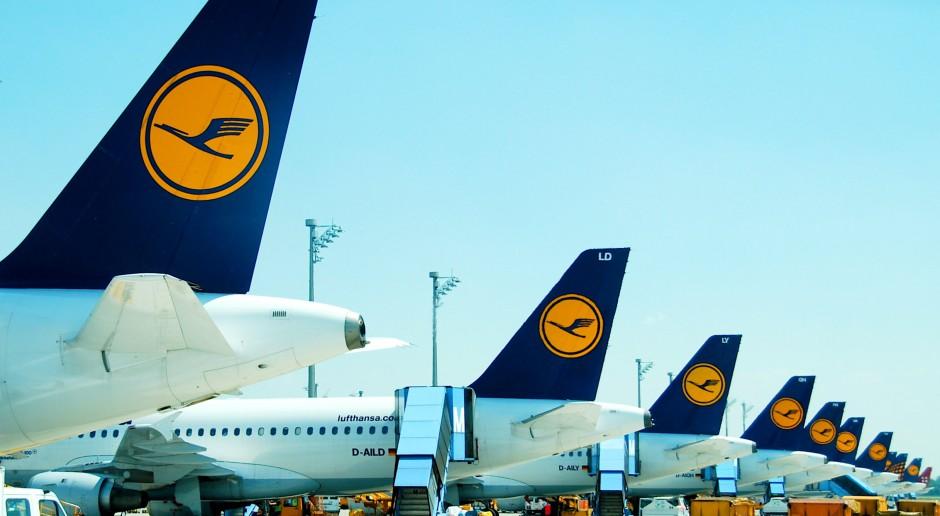 Czwarty dzień strajku pilotów Lufthansy