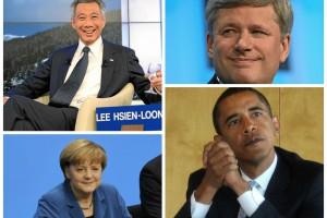Ile zarabiają najwięksi przywódcy świata?