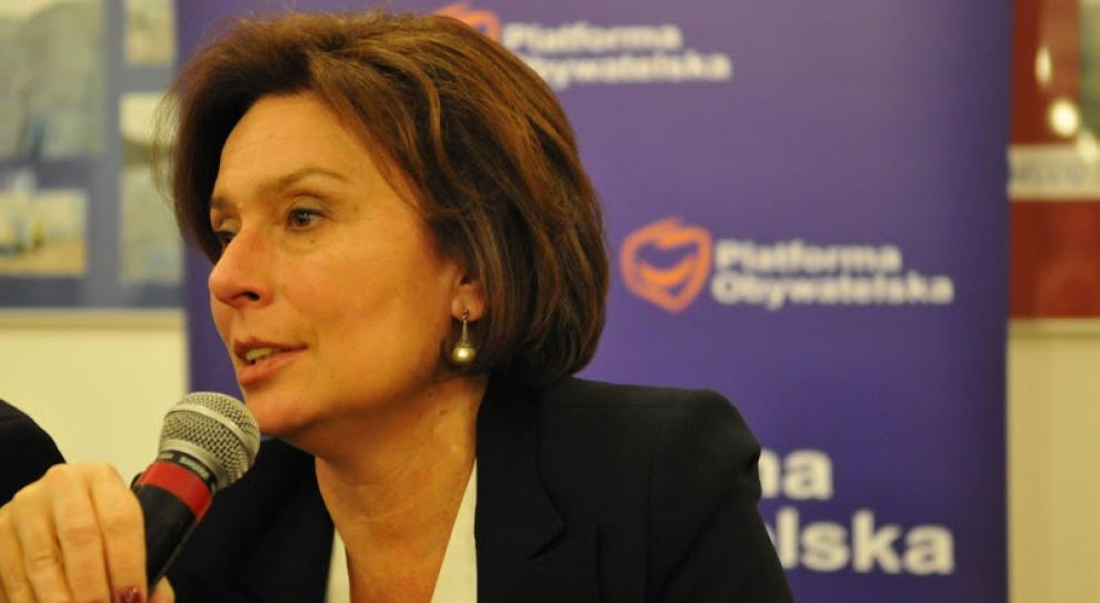 Małgorzata Kidawa-Błońska: Ważne by zachować udział polskich transportowców w rynku europejskim i miejsca pracy