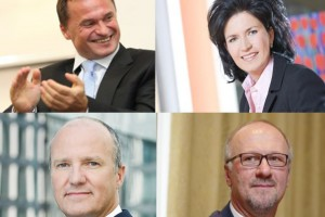 Oto 10 najlepiej wynagradzanych prezesów banków w Polsce