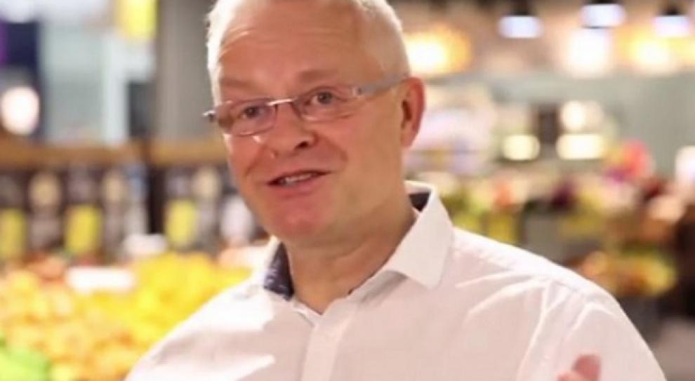 Dave Morris pokieruje polskim oddziałem Tesco