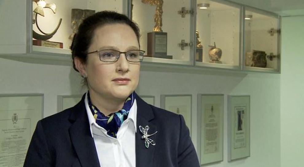 Aleksandra Widziewicz zrezygnowała z funkcji prezesa Pocztowego TUW