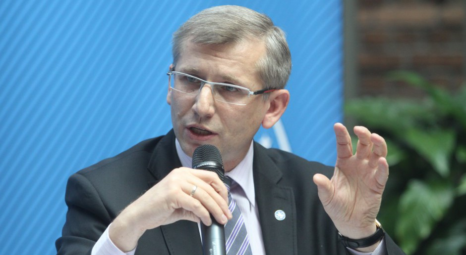 Krzysztof Kwiatkowski: Na całym świecie wynagrodzenia w biznesie są wyższe niż w administracji publicznej