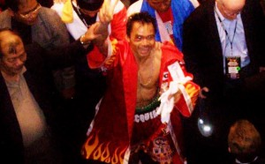 Bokser Manny Pacquiao płaci olbrzymie podatki w kraju. Ale fiskus rząda więcej