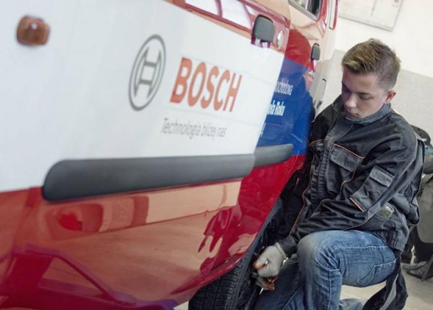 Bosch zatrudni 12 tys. osób. Głównie inżynierów