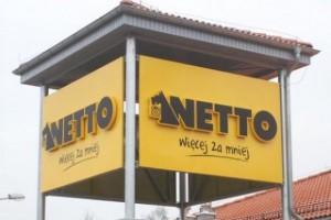 Właściciel dyskontów Netto będzie zwalniał
