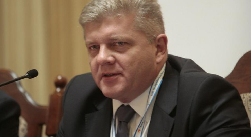 Prezes PKP PLK Remigiusz Paszkiewicz złożył rezygnację