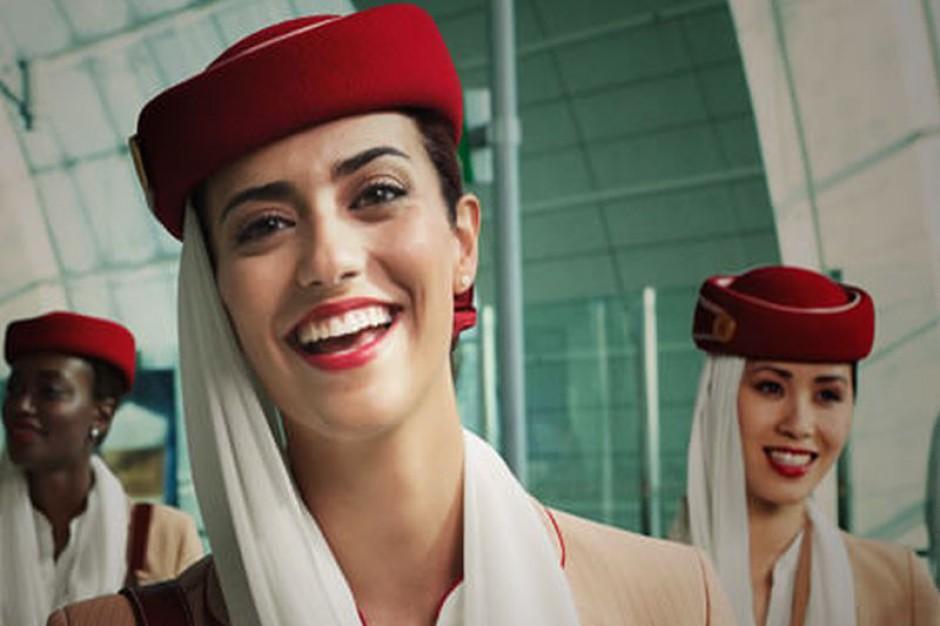 Linie lotnicze Emirates nie martwią się, czy na pokładzie jest lekarz