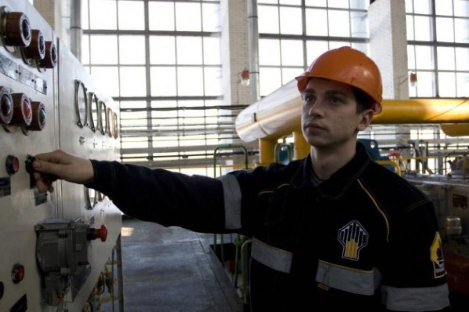 Podwyżki dla pracowników Rosnieft