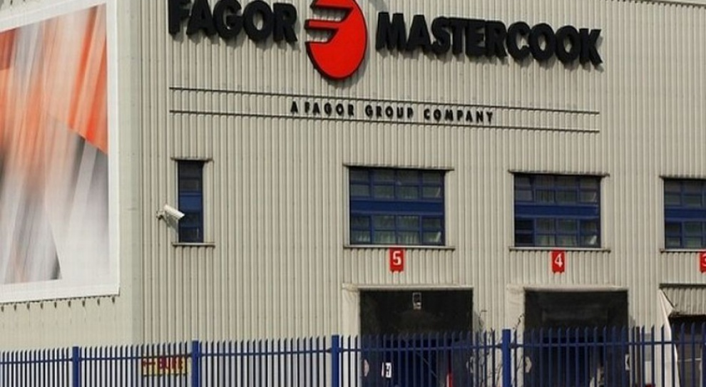 Syndyk FagorMastercook została odsunięta od sprzedaży fabryki