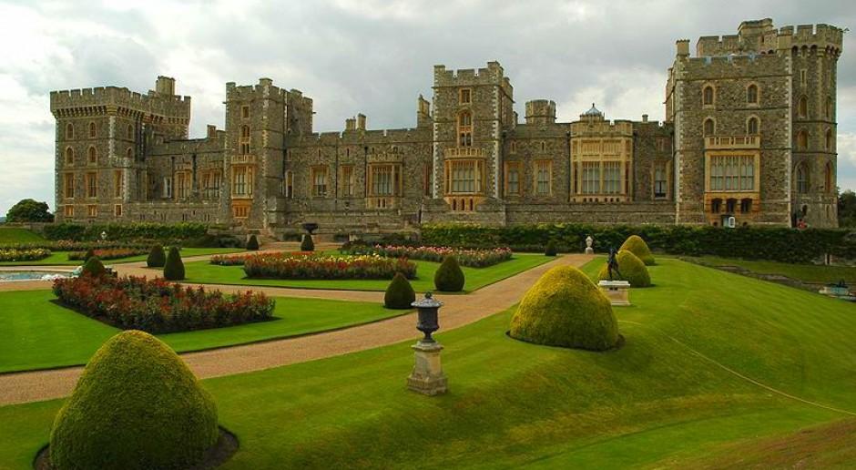Będzie strajk na zamku w Windsorze. Pracownicy chcą podwyżek
