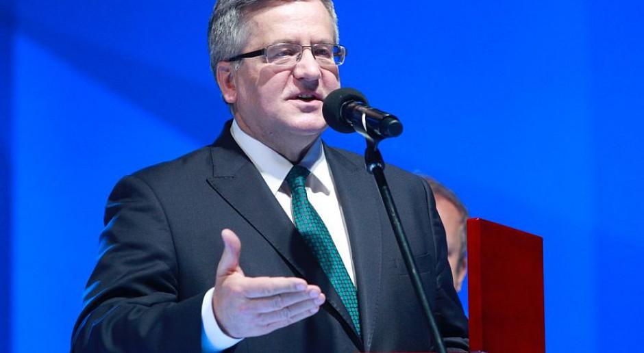 EEC 2015, Bronisław Komorowski: Polska ma najlepiej w dziejach wykształcone pokolenie i powinna je wykorzystać