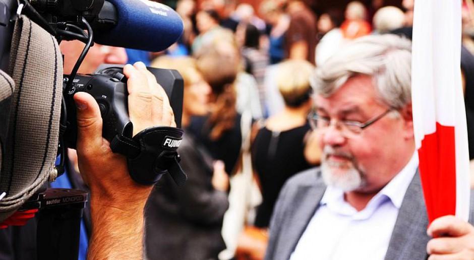 Wśród komentujących wydarzenia w mediach jest tylko 13 procent kobiet
