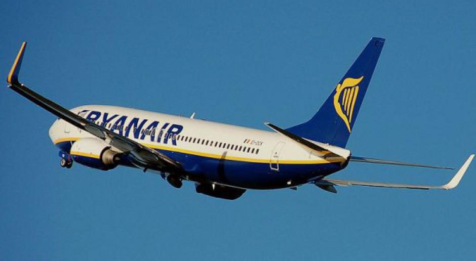 Ryanair zatrudni 100 nowych pracowników w Polsce