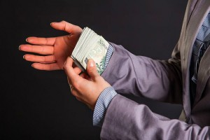 Korupcja to wciąż wielki problem. Gdzie jest najgorzej?