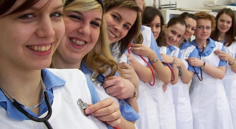Pielęgniarki nie chcą pracować w zawodzie bo za mało zarabiają