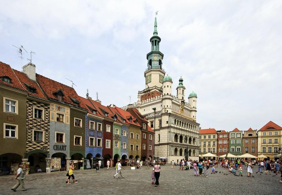 Poznań coraz bardziej atrakcyjnym miejscem pracy
