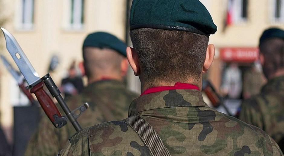 Armia rośnie w siłę. Żołnierzy będzie więcej