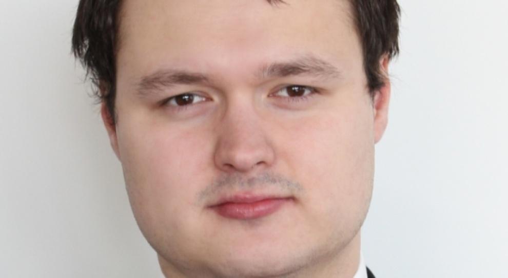 Dawid Samoń nowym analitykiem w Savills
