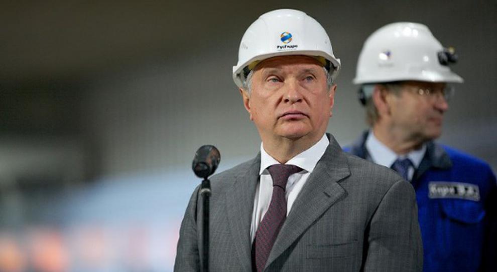 Igor Sieczyn ponownie szefem Rosnieftu
