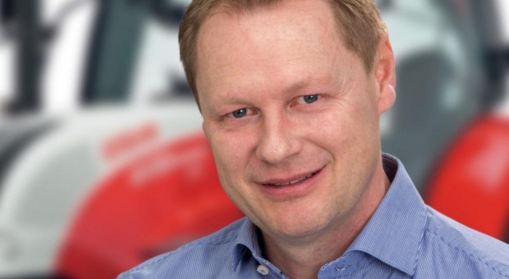 Christian Huber na nowym stanowisku w Case IH i Steyr