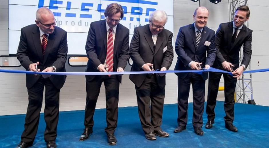 Praca dla tysiąca osób w belgijskiej fabryce Teleyard w Szczecinie